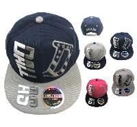 Snap Back Flat Bill-DALLAS [Stars & Stripes D]